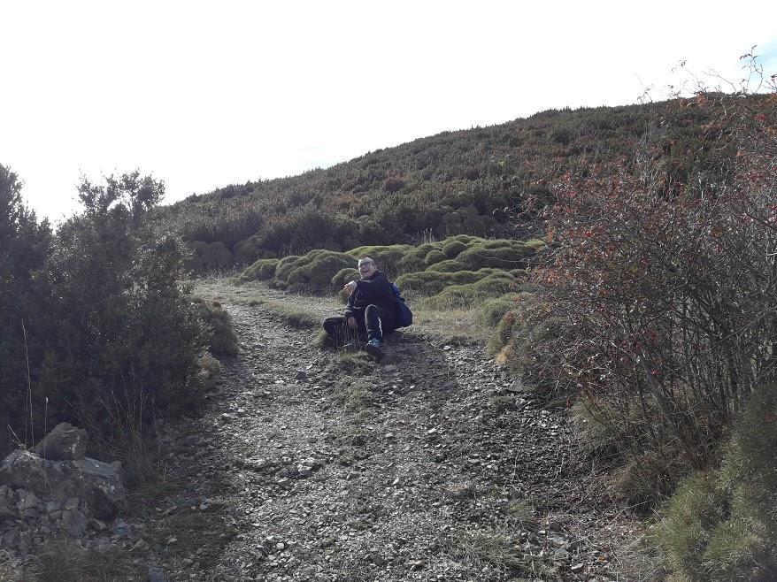 el descanso del montañero II