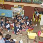 """Nos encanta la """"teacher"""" y su """"big tablet"""" !"""