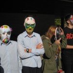 Las máscaras quedaron muy bonitas