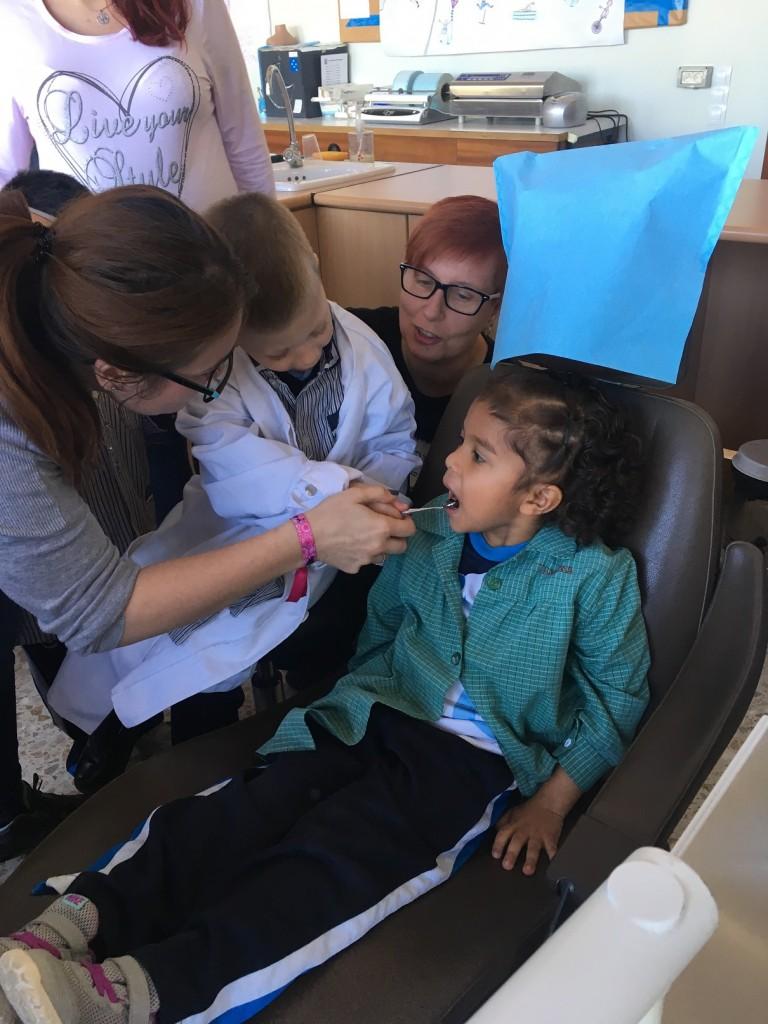 De mayor: dentista