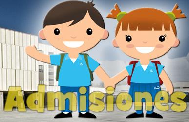 logo admisiones