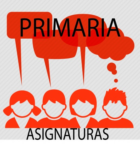 Asignaturas Primaria