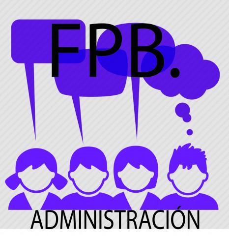 FPB. Administración