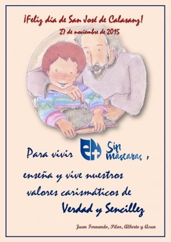 felicitacioncalasanz2015
