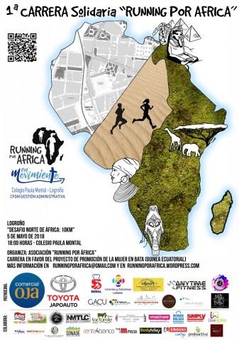 RUNNING POR AFRICA
