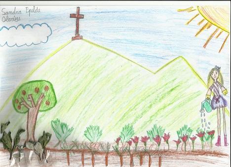 Dibujo SandraPaint